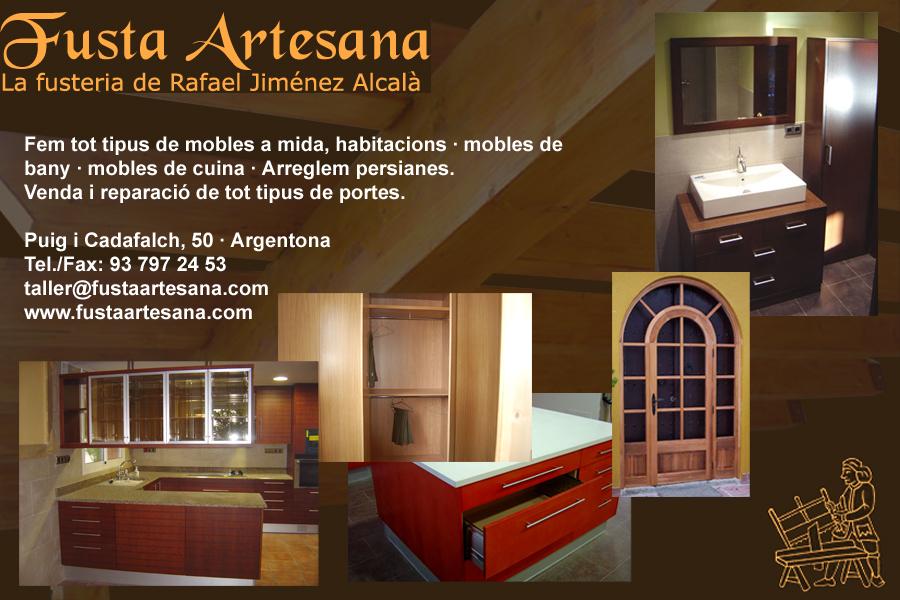 fusta artesanal